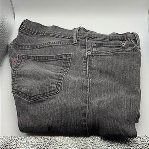 EUC Levi Strauss Vintage Black Denim 32x32